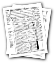 Tax Forms Image