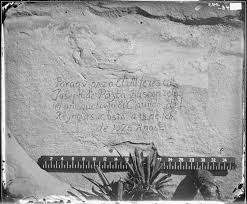 Inscription Rock at El Morro National Monument