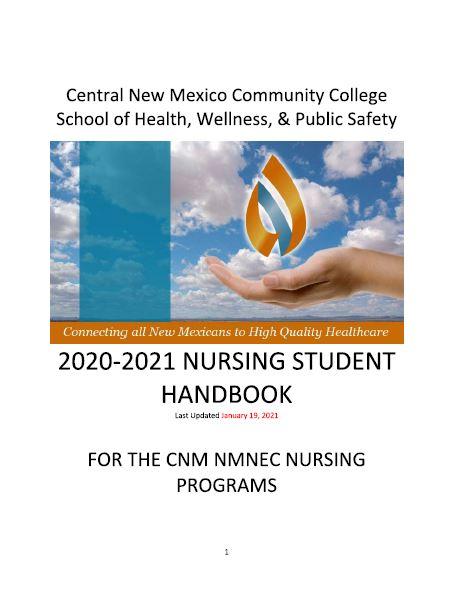 Nursing Handbook Cover